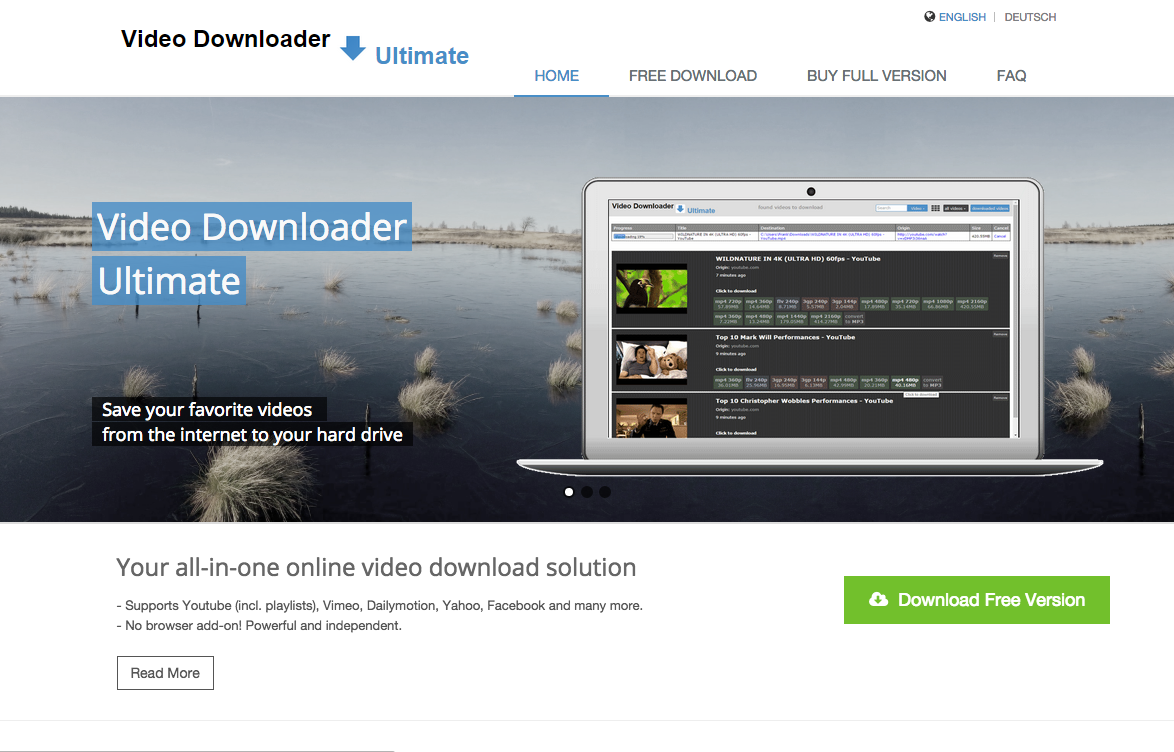 Frequently Asked Questions - Video Downloader Ultimate